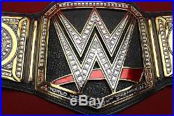 WWE Official Authentic Replica Championship Title Belt