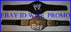 WWE RANDY ORTON RKO World Championship Signed Belt RARE