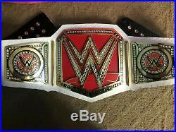 WWE RAW Women's Championship Belt Adult Size
