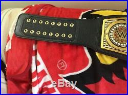 WWE REPLICA CHAMPIONSHIP BELT Very Good Condition
