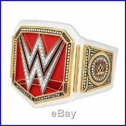 WWE Raw & Smackdown Women's Championship Real Leather Belt Adult Size (Replica)