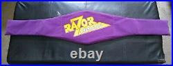 WWE Razor Ramon Intercontinental Championship Belt Adult Replica withBag WWE/WWF