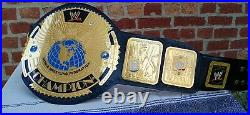 WWE Replica Big Eagle Wrestling Championship Title Belt Adult Size