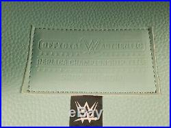 WWE Replica Blue Winged Eagle Championship Title Belt