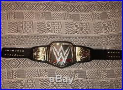 WWE Replica Championship Belt