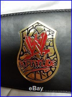 WWE Replica Smoking Skull Championship Belt WithCase