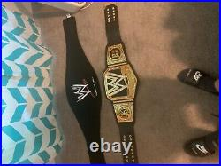 WWE Replica Title (John cena side plates)