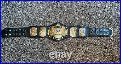 WWE Replica Winged Eagle Championship Belt