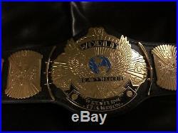 WWE Replica Winged Eagle Championship Title Belt WWF Hogan Flair