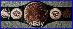 WWE Scratch Logo Tag Title Championship Belt