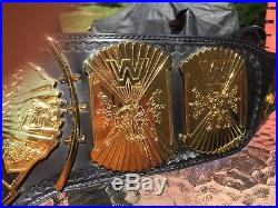 WWE Shop Official Replica Winged Eagle 4MM Championship Belt