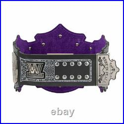 WWE Signature Series UNDERTAKER FULL SIZE DELUXE CHAMPIONSHIP BELT LE / 100 NEW