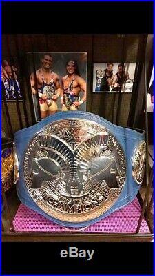 WWE Smackdown Tag Team championship Adult Sized replica Belt WWF