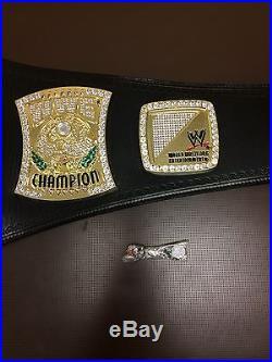 WWE Spinner Championship Belt (Commemorative)