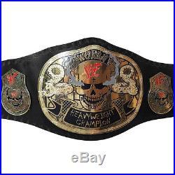 WWE Stone Cold Smoking Skull Championship Belt Adult Replica Title Belts