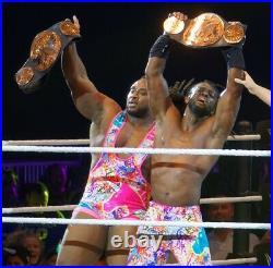 WWE Tag Team Championship Belt Replica (Bronze)
