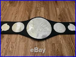 WWE Tag Team Wrestling championship belt. Adult size