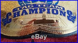 WWE Tag Team championship replica belt (Smackdown 2002-2010) Adult