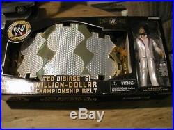 WWE Ted Dibiase Million Dollar Championship Belt