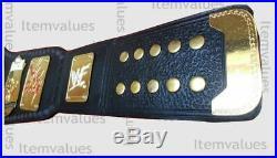 WWE The Rock Wrestling Championship Leather Belt adult size