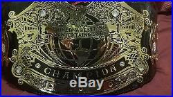 Wwe Undisputed Championship Adult Size Replica Belt