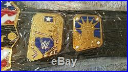 Wwe United States Championship Commemorative Title Belt. Carrying Bag Included