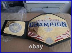 WWE UNITED STATES CHAMPIONship tittle belt replica 2020 us champions belt