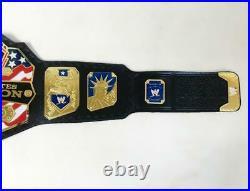 WWE UNITED STATES Wrestling Championship Title Belt Replica Adult Size