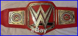 Wwe Universal Championship Belt Replica Customised Brand New With Free Box