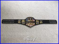 WWE US United States Championship Adult Size Replica Title Belt