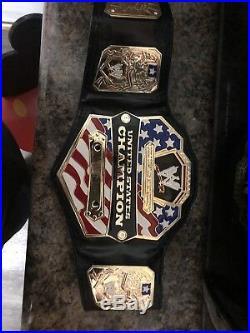 WWE US United States Championship Belt Replica Title