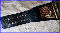 WWE U. K Championship Belt