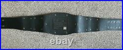WWE Ultra Deluxe Intercontinental Championship Belt 2006 Signed by Rob Van Dam
