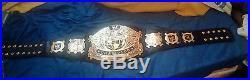 WWE Undisputed Championship Adult Replica Title Belt