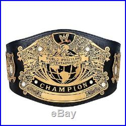 WWE Undisputed Championship Replica Adult Size With Metal Plates Title Belt