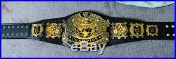 WWE Undisputed Championship Replica Belt