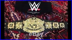WWE Undisputed Championship Replica Title Belt 5.07 Lbs