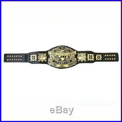 WWE Undisputed Championship Title Belt Full Size Prop New REPLICA