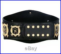 WWE Undisputed Championship Title Belt Replica Adult (2mm Plates)