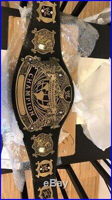 WWE Undisputed Entertainment Championship Title Belt (2MM PLATES)