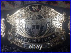 WWE Undisputed Version 1 Championship Figures Toy Co. Replica Adult Title Belt