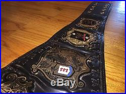 WWE Undisputed Version 2 Championship RARE Adult Replica Authentic Title Belt