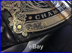 WWE Undisputed World Heavyweight Championship Belt Replica WWF -Read description