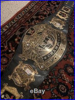 WWE Undisputed Wresling Championship Belt