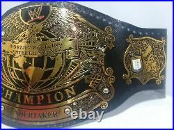 WWE Undisputed Wrestling Entertainment Championship Belt Adult Size