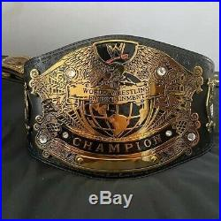 WWE Undisputed Wrestling Entertainment Championship belt Adult Size Replica