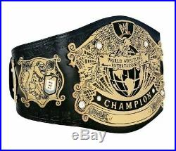 WWE Undisputed championship Title Belt Full Size Prop Replica