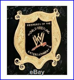 WWE Undisputed championship Title Belt Replica Adult (4mm plates)