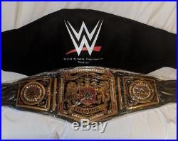 WWE United Kingdom Championship Adult Replica Belt (Metal Plates)