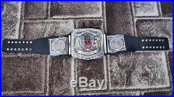 WWE United Kingdom Wrestling Championship Adult Replica Belt
